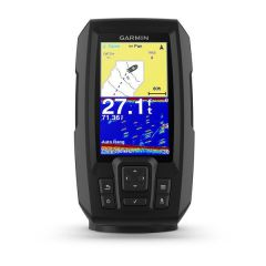 Морской навигатор Garmin Striker Plus 4  (010-01870-01)